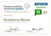 Trust You Award - 2013